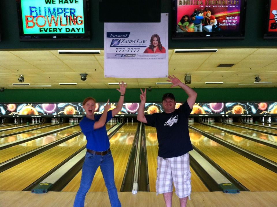 Zanes Law Supports Christian Family Care Agency's Bowling Bash