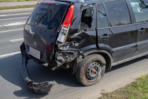 Tucson  	Rear-End Collisions Lawyer